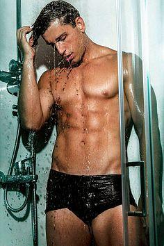 Efthimis Pegas male fitness model