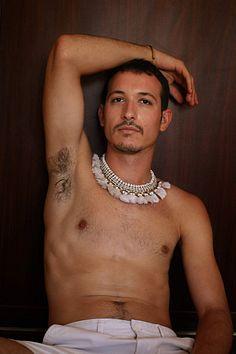 Eliav Djian male fitness model