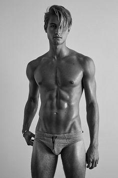 Eric Human male fitness model