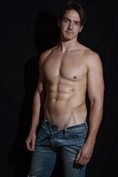 Eric Zarenko male fitness model