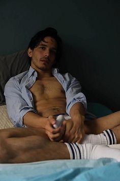 Ernesto Peart male fitness model
