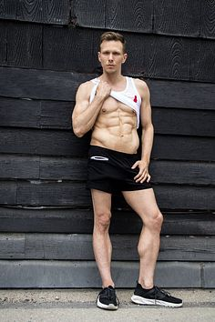 Ethan Chase male fitness model