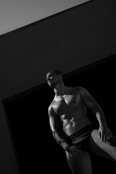 Fabien Sierra male fitness model