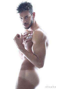 Fabrizio Sassano male fitness model