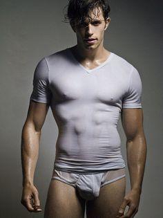 Fede Espejo male fitness model