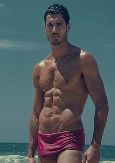 Fernando Sippel male fitness model