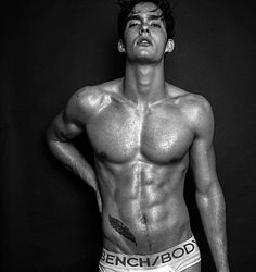 Fran Basile male fitness model