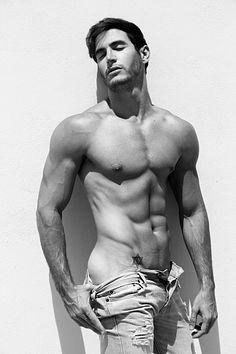 Francisco Medina male fitness model