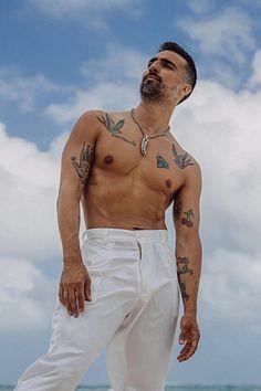 Francisco Rocha male fitness model