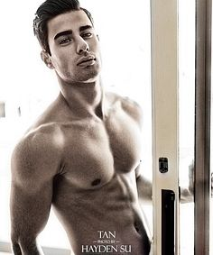 Furkan Tan male fitness model