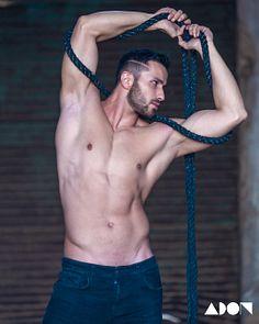 Giorgos Michailides male fitness model