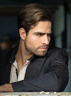 Giovanni Sencion male fitness model