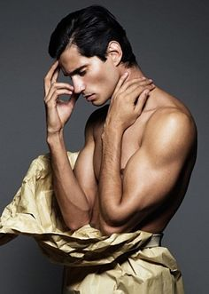 Giuliano Meneghin male fitness model