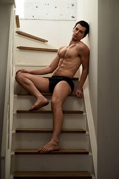 Giuseppe Canale male fitness model