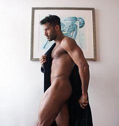 Hanser Estenoz male fitness model