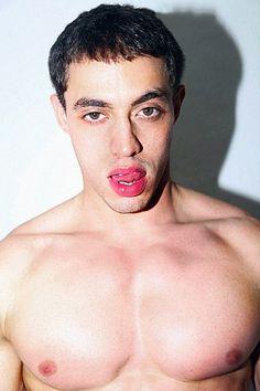 Hayden Monteleone male fitness model