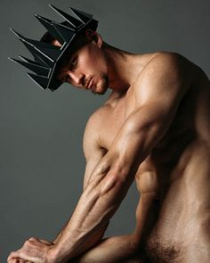 Henry Coxe male fitness model