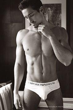 Hudson Blake male fitness model