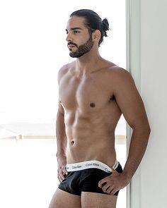 Idan Guetta male fitness model