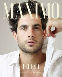 Isidro Bonilla male fitness model