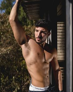 Itay Aharoni male fitness model