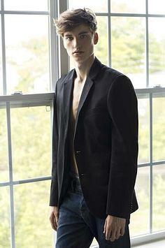 Ivan Vuckovic male fitness model