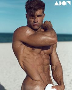 Ivang male fitness model