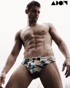 Jack B male fitness model