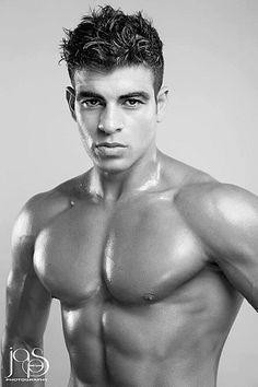 Jad Darwish male fitness model