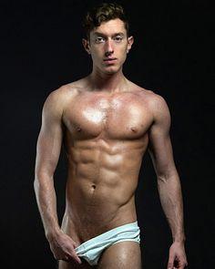 Jake Klerin male fitness model