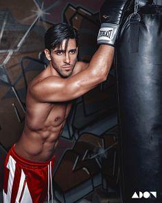 Jan Palko male fitness model