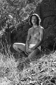 Javier male fitness model