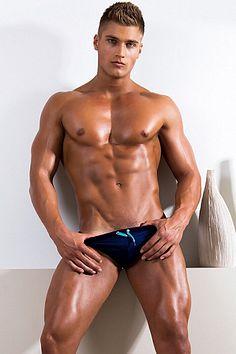 Jay Darko male fitness model