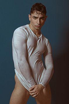 Jean Louis male fitness model
