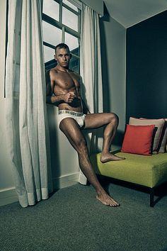Jean Luc male fitness model