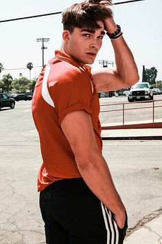 Jeremy Blake male fitness model