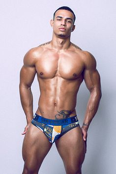 Jey Montano male fitness model