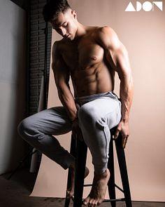 Jodan Frazier male fitness model