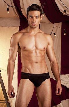 John Spainhour male fitness model