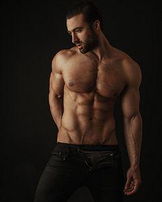 John Strand male fitness model