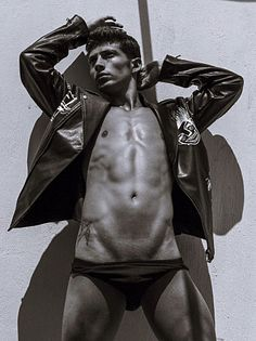 Jose Eduardo Chagolla male fitness model