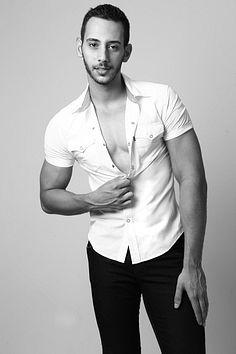 José Muroni male fitness model