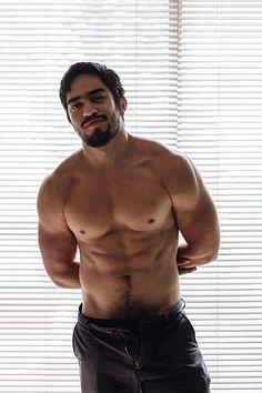 Jose Pablo male fitness model