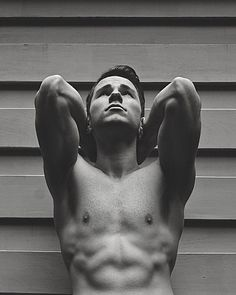 Joshua male fitness model
