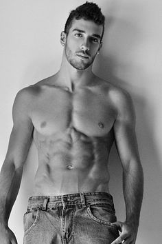 Juan A male fitness model