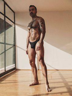 Juan Carlos Plascencia male fitness model