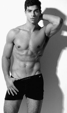 Juan Forgia male fitness model