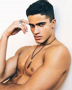 Juan Rivera male fitness model