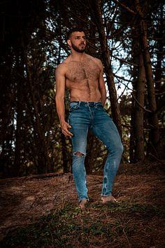 Juanfran Pérez male fitness model