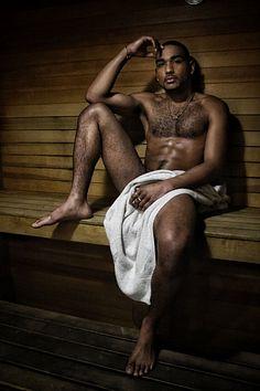Julian Wicks male fitness model